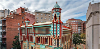 Attractive places in Barcelona