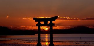 Best Place to Watch a Beautiful Sunset in Japan