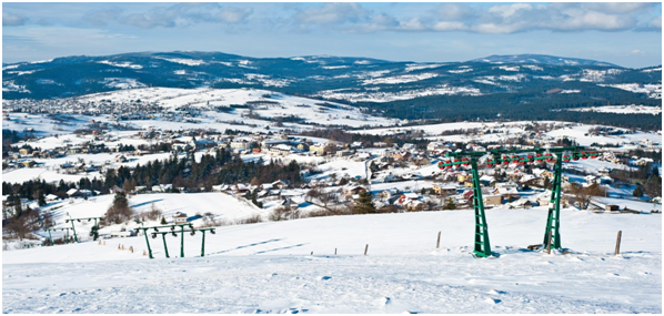 Want to go for a skiing vacation? Plan your trip!