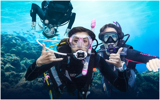 Mistake You Should Not Do While Scuba Diving