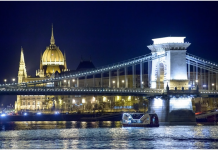 New Year's Boat Cruises in Budapest; Well Worth Your Time
