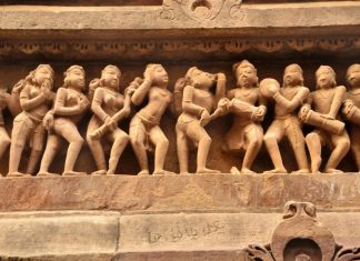 Khajuraho – The Temple of love