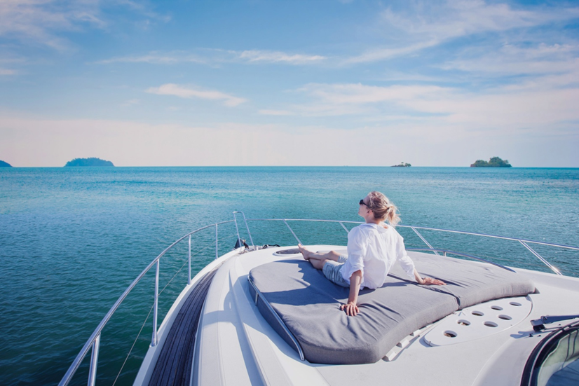 The World's 5 Greatest Yachting Destinations