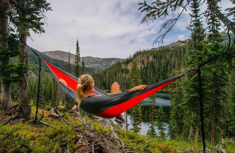 Swing Life Away: 4 Reasons Why You Need a Hammock This Year
