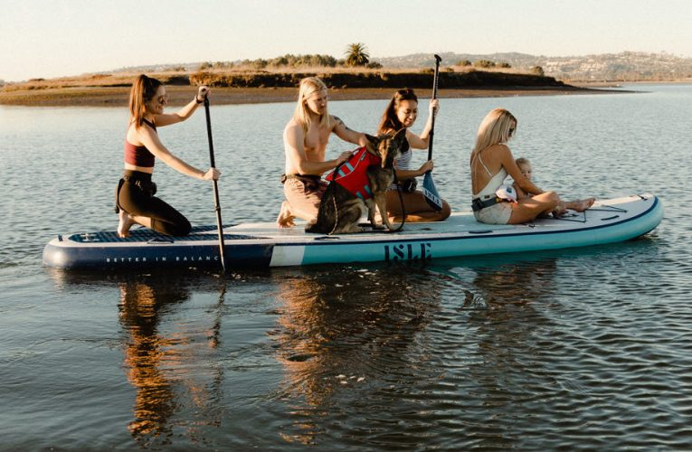 Simple changes that can help you stay on your paddle board longer
