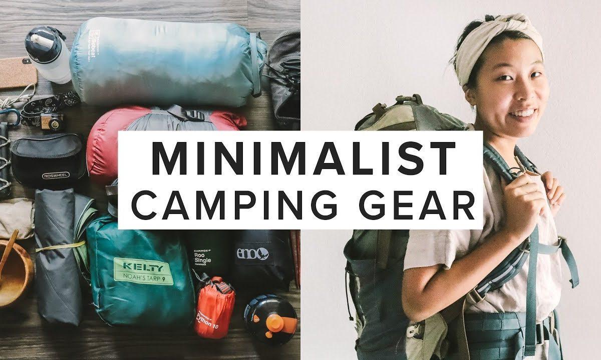 Outdoor Lifestyle: Minimalist Camping Essentials