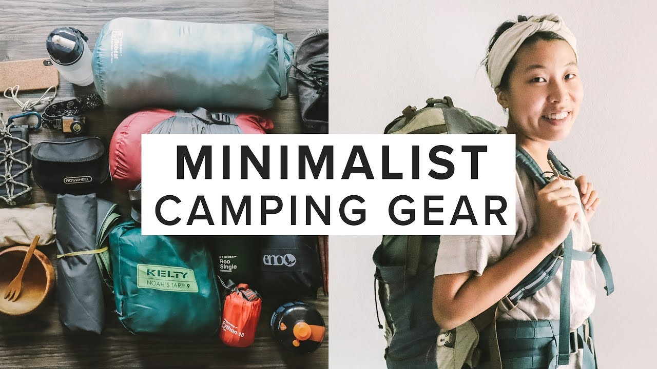 Outdoor Lifestyle: Minimalist Camping Essentials
