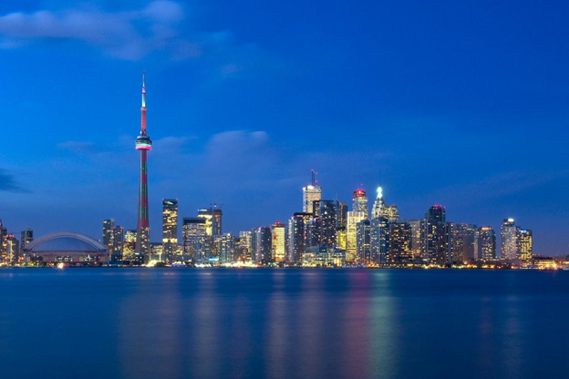 Best time of year to visit Toronto